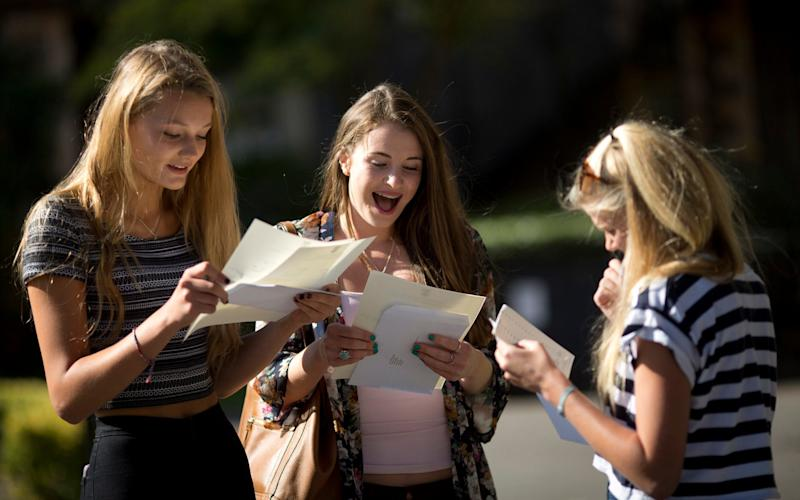 GCSE students could face confusion this year, as the 9 - 1 grading scale arrives for even more subjects - Christopher Pledger