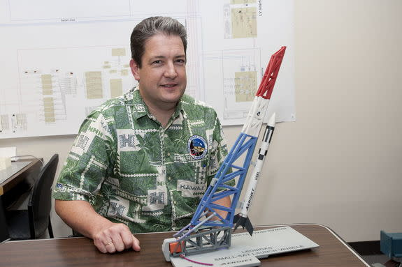 A Space Aloha: Hawaii Gears Up for First Satellite Launch