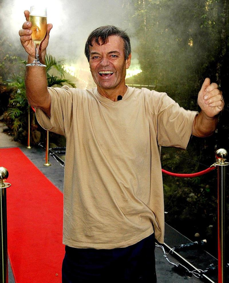 Series 1 (2002) <b>Winner:</b> Tony Blackburn <b>Runner Up:</b> Tara Palmer-Tomkinson