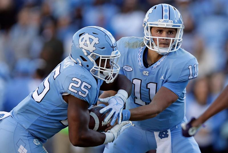 No. 5 North Carolina loses Williams, holds off Clemson