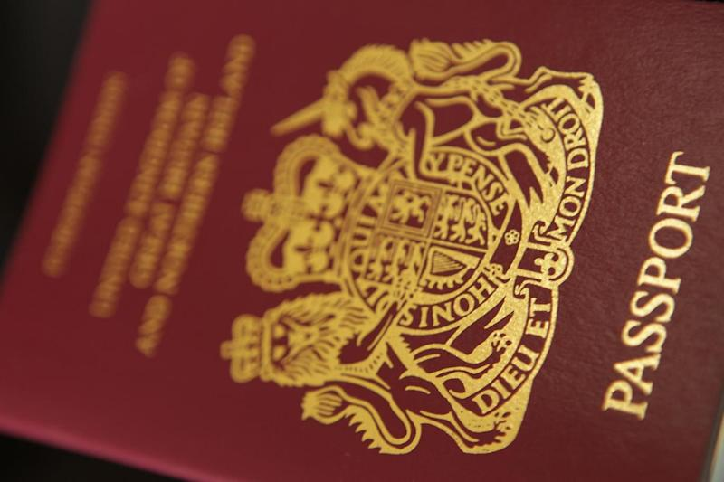 British people have been applying for Irish passports in their droves (Getty Images)