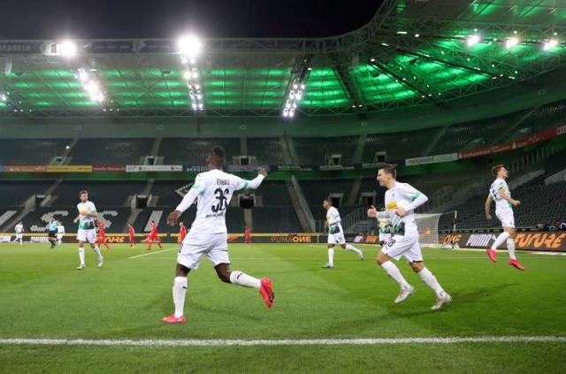 FILE PHOTO: Bundesliga - Borussia Moenchengladbach v FC Cologne