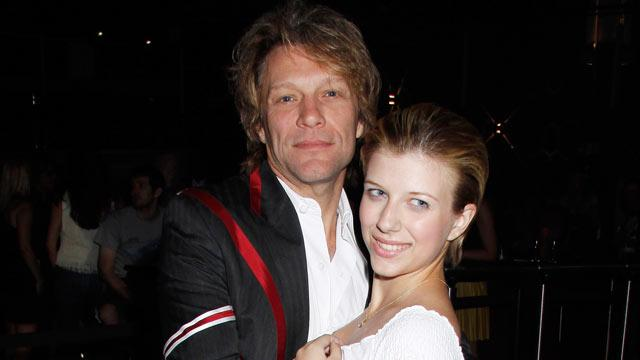 Bon Jovi Opens Up About Daughter's Drug Drama
