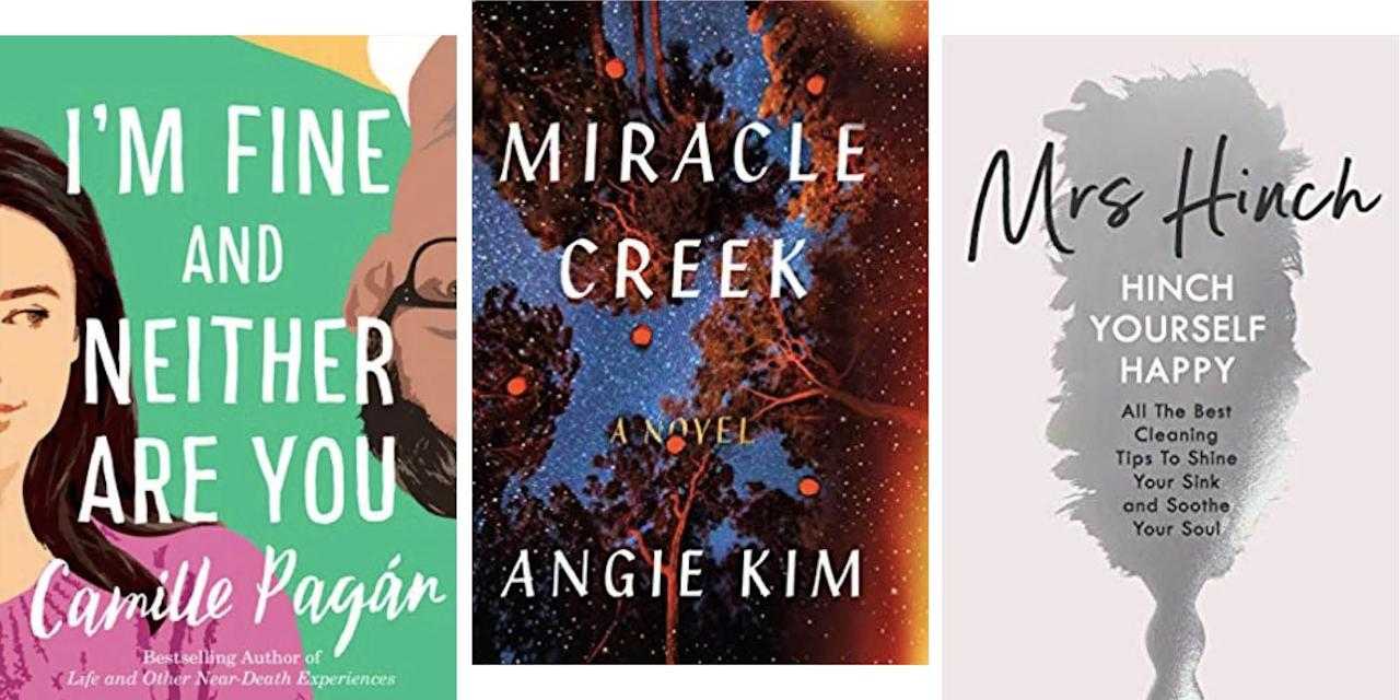 <p>Looking for the best books to read this April 2019? Although having the time to sink your teeth into a great novel and escape the real world might feel like a fantasy, it doesn't have to be. Set aside ten minutes a day and grab one of these new good books with a cup of tea. You're welcome.</p>