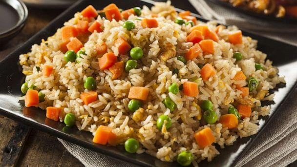 PHOTO: Healthy Homemade Fried Rice with Carrots and Peas (Brent Hofacker / Adobe Stock Images)
