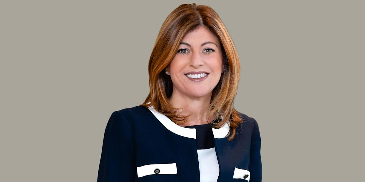 Serpil Timuray, CEO, Europe Cluster, Vodafone Group
