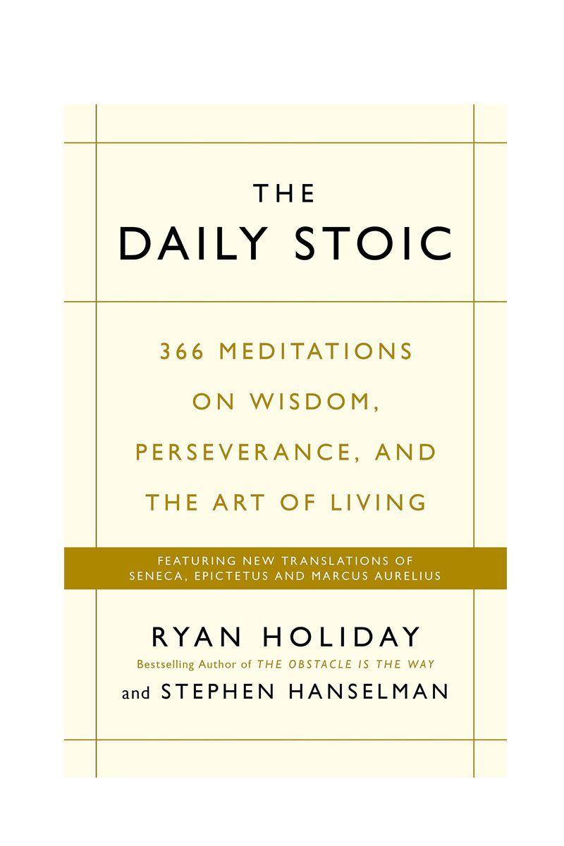 """<p>by Ryan Holiday </p><p>If you want to unlock your success, adopt powerful quotations into your daily life and educate yourself on classic wisdom, you need to pick up a copy of this book and let its words soothe and secure your beliefs. </p><p>£7.85</p><p><a class=""""link rapid-noclick-resp"""" href=""""https://www.amazon.co.uk/Daily-Stoic-Meditations-Perseverance-translations/dp/1781257655/ref=asc_df_1781257655/?tag=hearstuk-yahoo-21&linkCode=df0&hvadid=310737150369&hvpos=1o1&hvnetw=g&hvrand=4323535487552729679&hvdev=c&hvlocphy=9046490&hvtargid=pla-406163979593&psc=1&psc=1&th=1&ascsubtag=%5Bartid%7C1921.g.30324280%5Bsrc%7Cyahoo-uk"""" rel=""""nofollow noopener"""" target=""""_blank"""" data-ylk=""""slk:SHOP NOW"""">SHOP NOW</a></p>"""