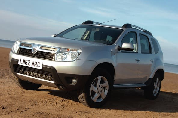 1,000 orders for Dacia Duster
