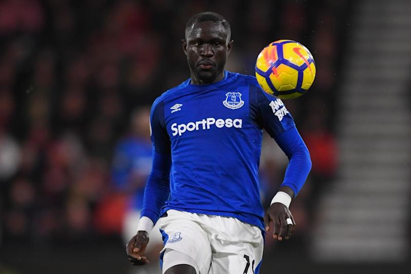 Palace target: Oumar Niasse: Getty Images