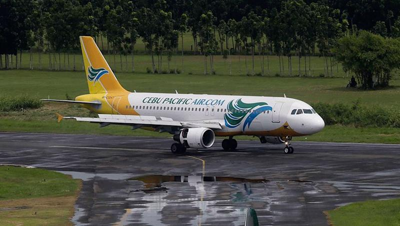 An actress has been forced to leave a Cebu Pacific flight. Photo: AP