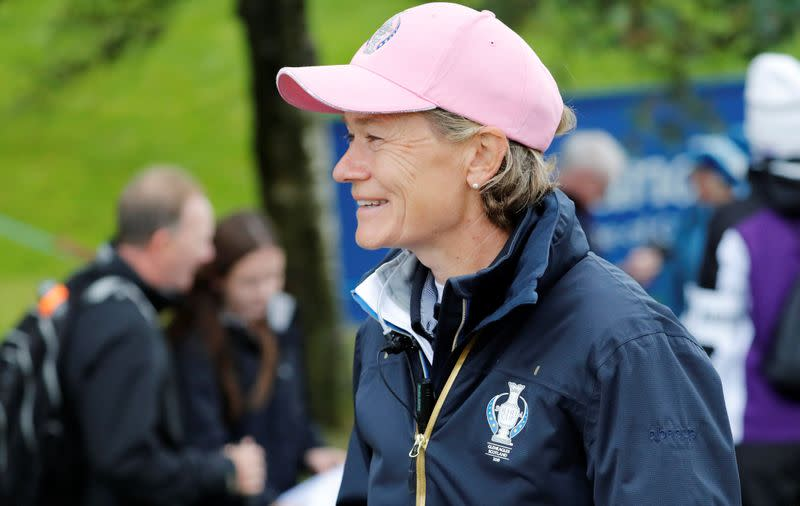 Matthew gets six captain's picks as Europe change Solheim Cup qualification