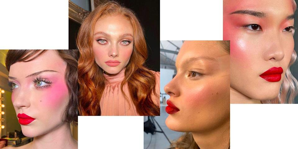 <p><strong>Nikki_Makeup's 2021 Twist: </strong></p><p>'Contouring will always have a place in make-up, but, for me, the product I think changes the shape of your face the most is blusher. I know a lot of people are scared of blusher because it's been all about bronzer and contour for so long, so one of my favourite things to do is to take your favourite lipstick and, as soon as you've applied your foundation, blend some into your cheeks.'</p><p><strong>Nikki_Makeup's Pro Tip:</strong></p><p>'Where you place your blusher makes a massive difference to how your skin looks. I'm a big fan of taking it slightly higher around the temples or even taking it just a little bit lower on the cheek so it looks like you've just been for a run in the cold - a really fresh-faced look.'<strong><br><br>Make It Work: </strong></p><p>- NARS Must-Have Mattes Lipstick - £22</p>