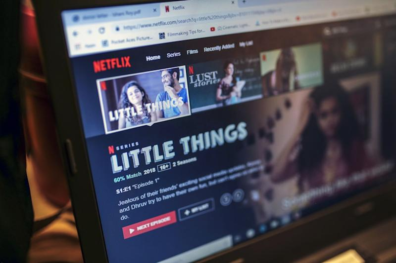 Hooking Up or Locking Down, Netflix Poised to Win Either Way