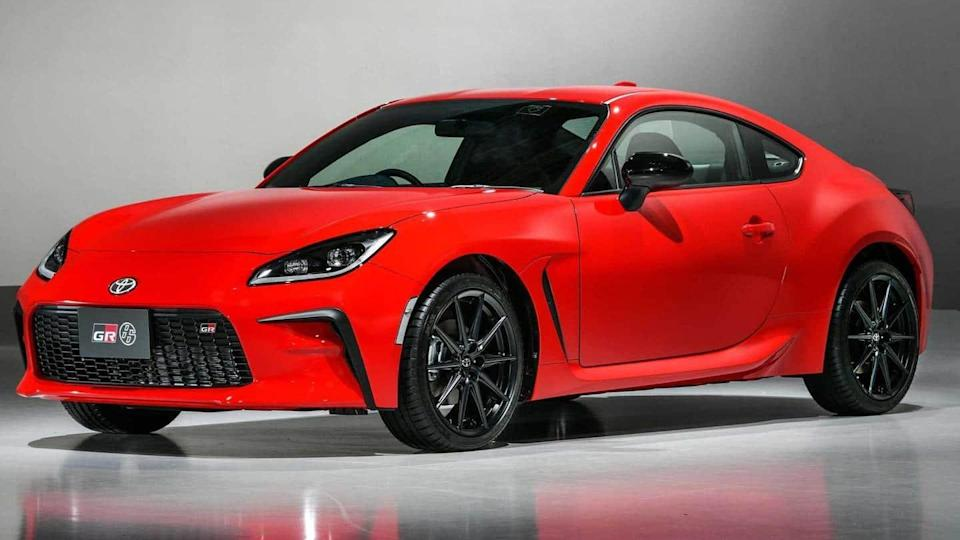 2022 Toyota GR 86, with 232hp 2.4-liter petrol engine, unveiled