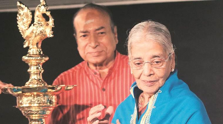 MS Subbulakshmi, Carnatic music, MS Subbulakshmi Fellowship in Music, MS Subbulakshmi Fellowship, Alamelu Mani, Carnatic Singer Alamelu Mani, Mumbai news, city news, Indian Express