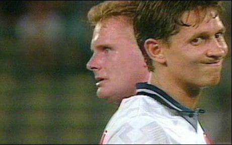 If you were to say 'England vs Belgium' to England fans of a certain age, the first thing to pop into their minds may not be Thursday's Russia 2018 clash between the two nations to decide who tops Group G. Instead, mention of these two countries in the same breath harks back 28 years to Italia 90 and David Platt scoring one of the finest goals you will ever see. England fans tend to go a bit misty-eyed when anyone mentions the 1990 World Cup, as Bobby Robson's men came within a penalty shoot-out of reaching the final. But for good reason. The players involved were some of the finest to have ever worn the Three Lions and the journey they went on has been made into countless documentaries. En route to that semi-final showdown with West Germany England faced Belgium, in the last 16, and it took a 121st-minute moment of genius from Platt to secure a place in the quarters. It's hard to believe that game was 28 years ago - only six of Gareth Southgate's squad were even alive. So, what has happened to Platt and Co since that incredible night in Bologna? England starting XI Peter Shilton Goalkeeper Shilton retired from international duty after Italia 90 as England's most capped player, but continued to play at club level until he was 47. He was at Derby County during the 1990 World Cup. Now works as an after-dinner and motivational speaker. Having been in goal in 1986 for Maradona's infamous 'Hand of God', the 68 year-old is relishing Argentina's struggles in Russia. God was looking down on me this morning! Having watched the worst football Argentina has played in a World Cup on the eve before the anniversary of the hand of god incident ������ pic.twitter.com/6HFxJYIKMT— Peter Shilton (@Peter_Shilton) June 22, 2018 Mark Wright A Derby County defender during Italia 90, he moved to Liverpool the following year before hanging up his boots in 1998. He then went into management with Southport, Oxford, Peterborough and Chester, and then Floriana in Malta. He is a regular pundit o