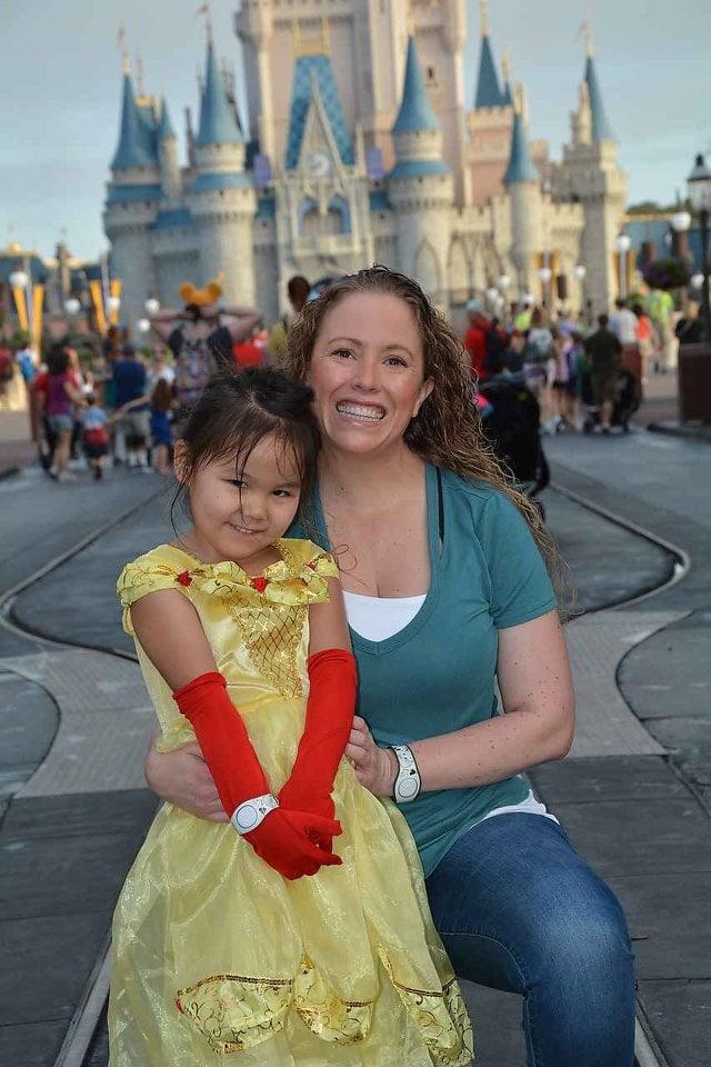 "<p>Disney has changed their <a href=""https://disneyparks.disney.go.com/blog/disney-parks-disability-access-service-card-fact-sheet/"" target=""_blank"" class=""ga-track"" data-ga-category=""Related"" data-ga-label=""https://disneyparks.disney.go.com/blog/disney-parks-disability-access-service-card-fact-sheet/"" data-ga-action=""In-Line Links"">disability services plan</a> over the past few years. Where it used to be you could skip to the front of most lines, you now have to get a Disability Service Pass that serves almost as another FastPass. You take that pass and go to the kiosk at the front of each ride, and they then provide you with a return time based on how long the line currently is. When you return, you're then able to go through the FastPass line. </p> <p>While you can only be queued up for one line at a time, you can still use your regular FastPasses as well. And you can ride other rides, or <a href=""https://www.popsugar.com/family/Best-Places-Eat-Disney-World-Kids-46480299"" class=""ga-track"" data-ga-category=""Related"" data-ga-label=""https://www.popsugar.com/family/Best-Places-Eat-Disney-World-Kids-46480299"" data-ga-action=""In-Line Links"">eat meals</a>, while you wait for your return time. </p> <p>It may sound complicated, but once you get a feel for how it works, it's actually pretty easy . . . and can save hours in line, something that means a lot to those of us with kids who simply can't do more than a few hours a day at the parks to begin with. </p> <p>You can get your DAS pass at the guest services building in any of the parks. Ours took minutes to obtain - I simply had to explain what my daughter's limitations were, and they happily gave us what we needed. And once you have your pass, you can use it at any of the parks for the rest of your trip. </p> <p>One important reminder: make sure everyone from your party is with you when you obtain the pass, so that you can all ride together.</p>"