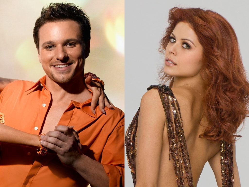 """Drew Lachey will be dancing with Anna Trebunskaya this fall on ABC's """"Dancing With the Stars: All-Stars,"""" premiering September 23."""