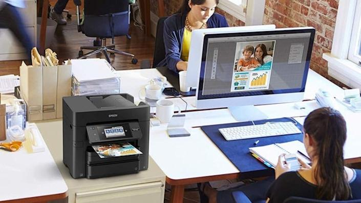 Whatever you need to print, this Epson has you covered.