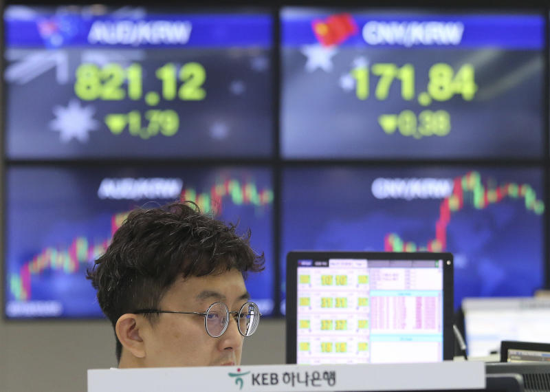 World stocks subdued, focus on trade war after US holiday