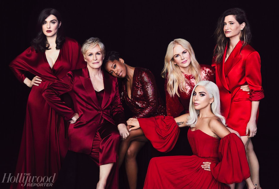 Six of Hollywood's most influential women star on this month's 'Vanity Fair' cover [Photo: Vanity Fair]