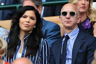 In February 2019, Bezos published a blog post alleging that National Enquirer publisher American Media, Inc. had attempted blackmail and extortion in connection with his alleged affair with Lauren Sánchez. Bezos rumoured girlfriend Lauren Wendy Sánchez is an Emmy Award-nominated American news anchor, entertainment reporter, media personality, actress, producer, pilot and entrepreneur.