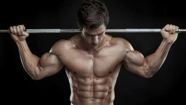 Build Muscle Fast