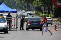 In Uzbekistan, citizens were from Friday again facing lockdown restrictions originally imposed in March but lifted gradually over the past two months