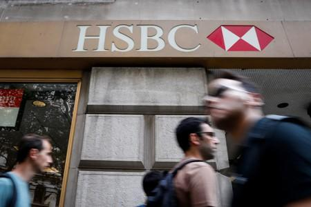 HSBC seeks to reassure staff after report of retail business sale - union