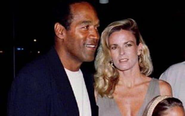 OJ Simpson and Nicole Brown - Credit: Reuters