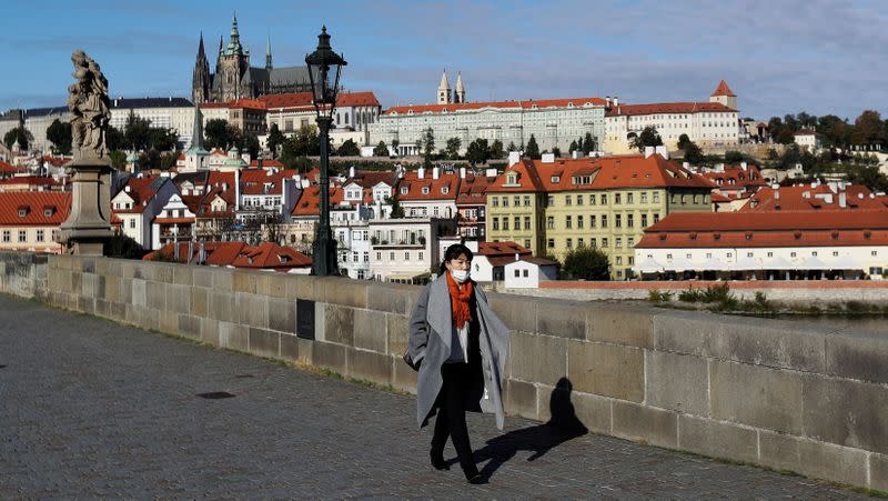 Czech hospitals ready to withstand COVID-19 surge, officials say