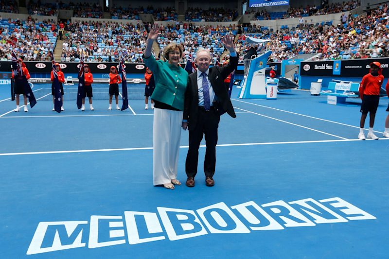 Australian Open: Margaret Court Complains About Being 'Persecuted' for Beliefs