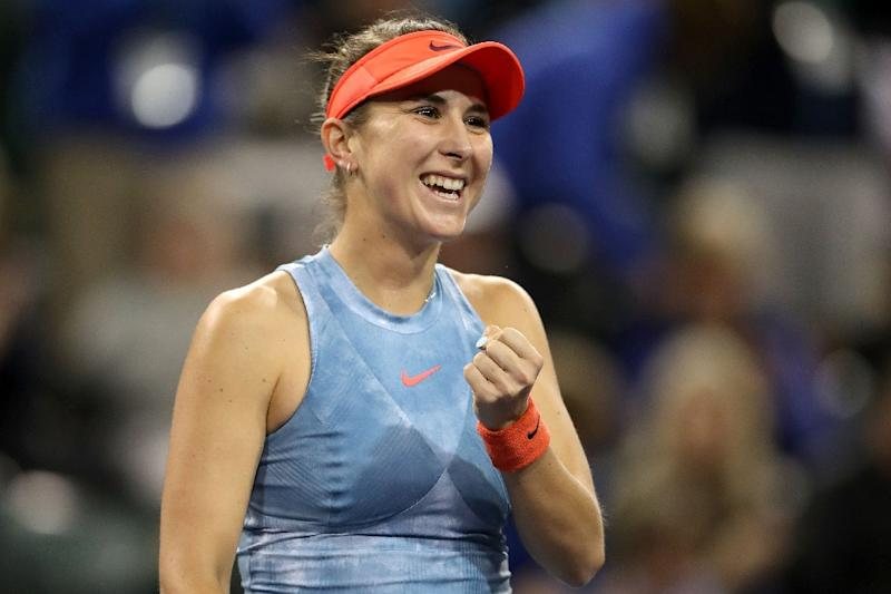 Inspired Belinda Bencic dethrones Naomi Osaka — WTA Indian Wells