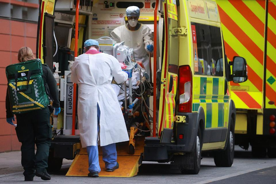 <p>The figure compares with 20 deaths reported exactly a week ago</p> (REUTERS)
