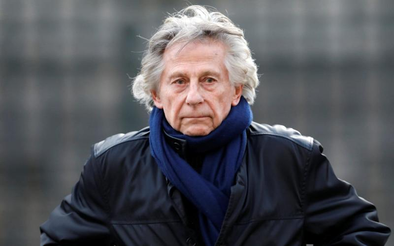 Roman Polanski was ejected from the Academy along with Bill Cosby in 2018 - REUTERS