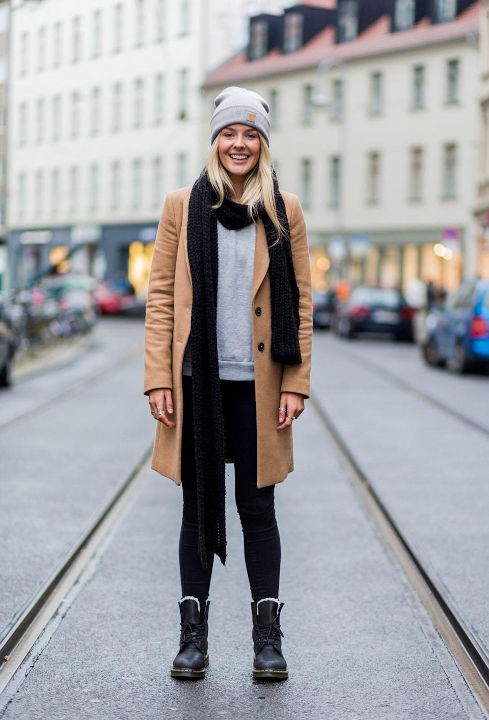 The Brand Behind the $17 Celeb-Loved Beanies Makes Leggings, Too