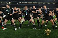 New Zealand are going for their third straight World Cup after victories in 2011 and 2015