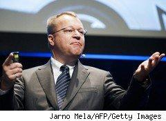Nokia CEO Stephen Elop: After One Year on the Job, Not Much to Celebrate