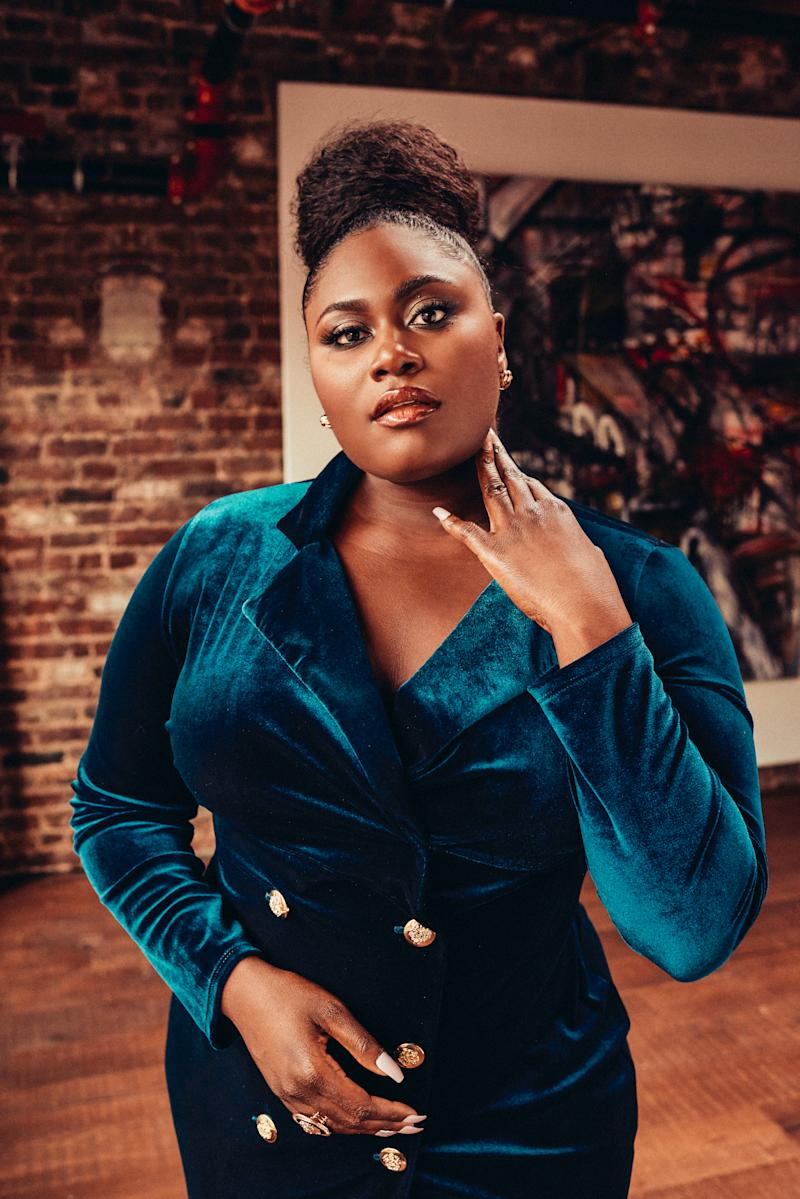 Danielle Brooks and Fashion to Figure Launch Holiday Campaign and Capsule Collection