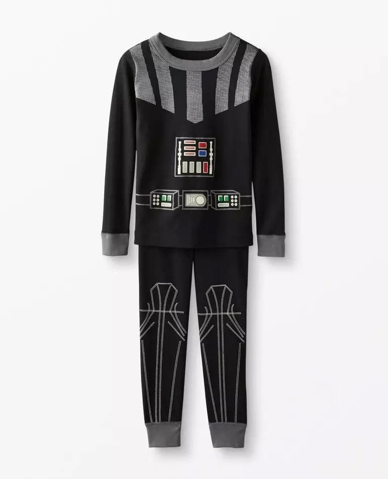 <p>We're obsessed with these <span>Star Wars Glow-in-the-Dark Long John Pajamas in Organic Cotton, Darth Vader Black</span> ($50).</p>