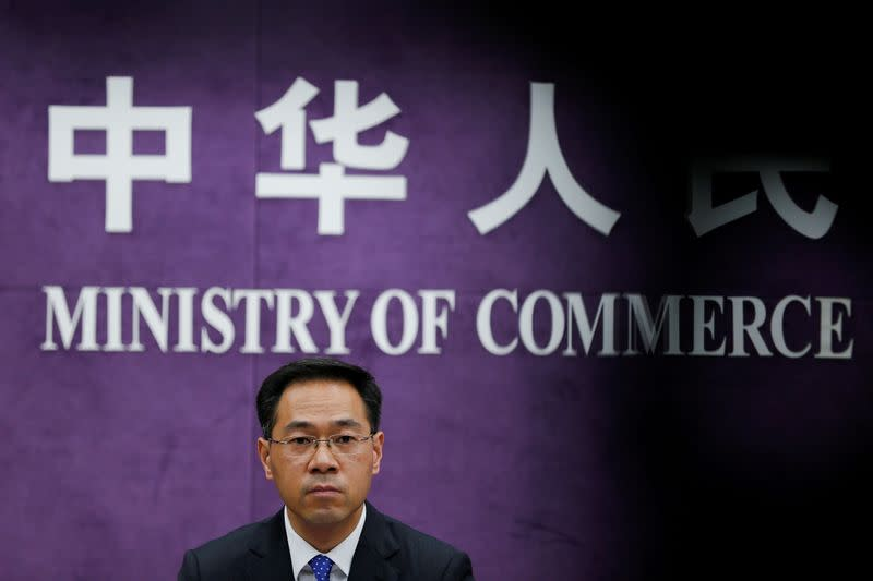 China, U.S. should strive to reduce uncertain factors in trade relations - commerce ministry
