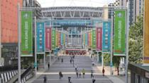 Wembley Stadium ready to host 65,000 for Euro 2020 final
