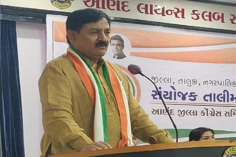 Former Union Minister Solanki Recovers From Covid-19 After 101 Days