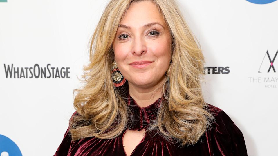 Tracy-Ann Oberman thinks social media networks should do more to deal with abuse on their platforms (Image: Getty Images)