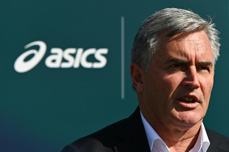 """""""We've been assured that none of the cotton for the Australian Olympic team comes from that (Xinjiang) region,"""" says Ian Chesterman, Australian Olympic Committee vice president"""
