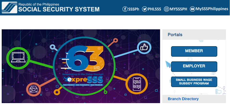 sss calamity loan guide - how to apply sss calamity loan online