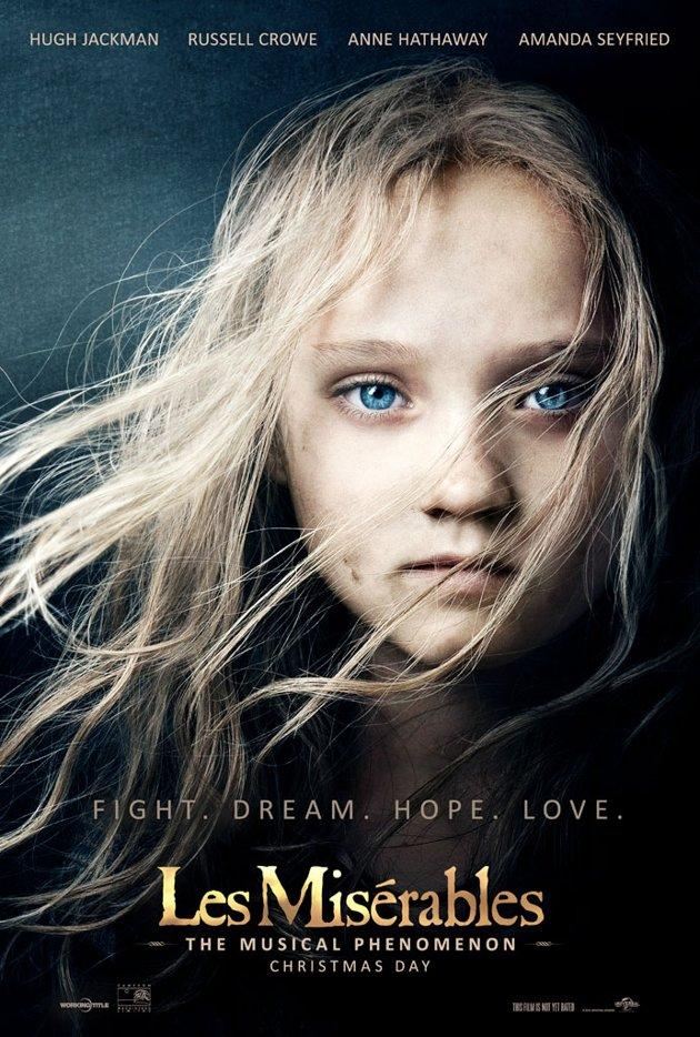<p><strong>Les Miserables</strong></p>