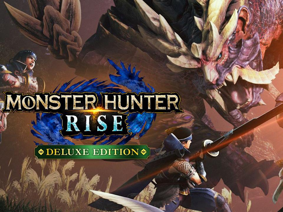 MONSTER HUNTER RISE 豪華版