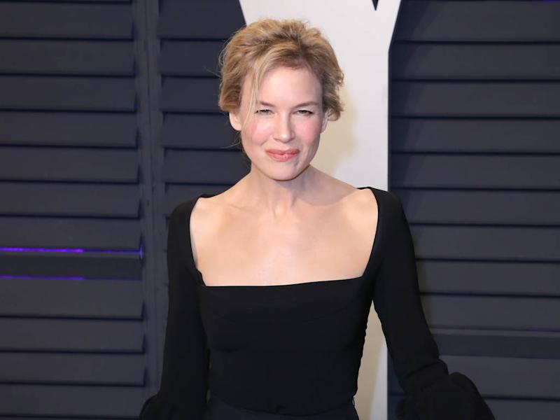 Renee Zellweger 'lived as' Judy Garland for two years