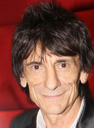 Ronnie Wood to become a grandfather again